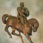 Leonardo's Horse and Rider